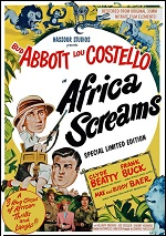 Africa Screams - Special Limited Edition