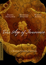 Age Of Innocence - Criterion Collection