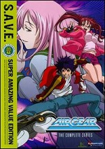 Air Gear - The Complete Series