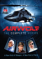 Airwolf - The Complete Series