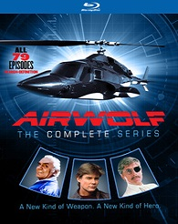 Airwolf - The Complete Series (BLU-RAY)