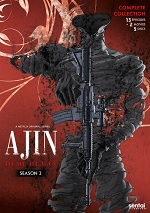 Ajin - Season Two