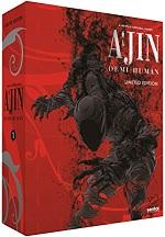 Ajin - Limited Edition (DVD + BLU-RAY)
