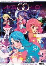 AKB0048 - Season One - The Complete Collection