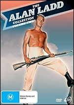 Alan Ladd Collection - Volume Two