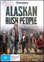 Alaskan Bush People - Season Three - Collection One