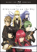 Alderamin On The Sky - The Complete Series (DVD + BLU-RAY)