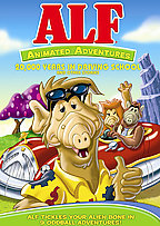 Alf Animated Adventures - 20,000 Years In Driving School And Other Stories