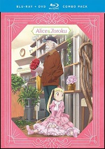 Alice & Zoroku - The Complete Series (DVD + BLU-RAY)