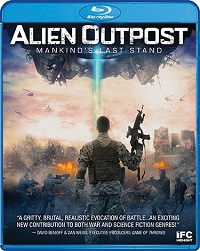 Alien Outpost (BLU-RAY)