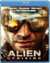 Alien Uprising (BLU-RAY)