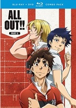 All Out!! - Part 2 (DVD + BLU-RAY)