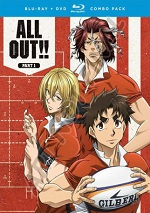 All Out!! - Part 1 (DVD + BLU-RAY)