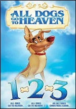 All Dogs Go To Heaven 1 & 2 & 3