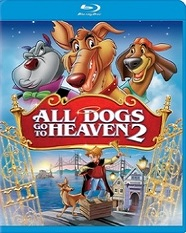 All Dogs Go To Heaven 2 (BLU-RAY)