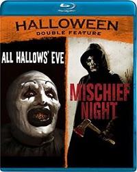 All Hallows Eve / Mischief Night (BLU-RAY)