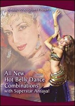 All New Hot Belly Dance Combinations With Superstar Ansuya