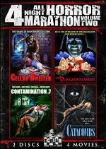 All Night Horror Marathon - Vol. 2