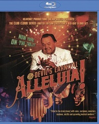 Alleluia: The Devils Carnival - Limited Edition (BLU-RAY + DVD)
