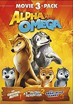 Alpha And Omega - Movie 3-Pack