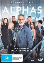 Alphas - Seasons 1 & 2