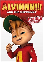 Alvin & The Chipmunks - Alvins Wild Adventures