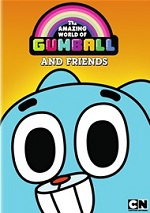 Amazing World Of Gumball And Friends