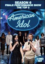American Idol - Season 6 Finale Performance Show - The Top 2