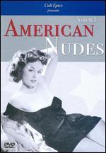 American Nudes - Vol. 1