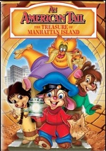American Tail: The Treasure Of Manhattan Island