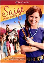 American Girl - Saige Paints The Sky