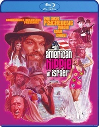 American Hippie In Israel (BLU-RAY)