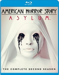 American Horror Story - The Complete Second Season - Asylum (BLU-RAY)