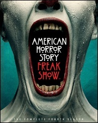 American Horror Story - The Complete Fourth Season - Freak Show (BLU-RAY)