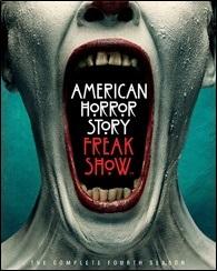 American Horror Story - The Complete Fourth Season - Freak Show (BLU-RAY)