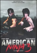 American Ninja 3 - Blood Hunt