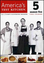 America's Test Kitchen - Season Five