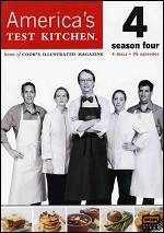 America's Test Kitchen - Season Four