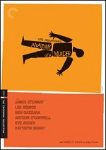 Anatomy Of A Murder - Criterion Collection