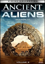 Ancient Aliens - Season 11 - Vol. 2