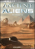 Ancient Aliens - Season 12 - Vol. 1