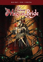 Ancient Magus Bride - Part One (DVD + BLU-RAY)