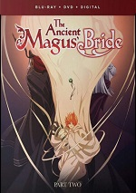 Ancient Magus Bride - Part Two (DVD + BLU-RAY)