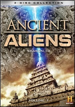 Ancient Aliens - Season 10 - Vol. 1
