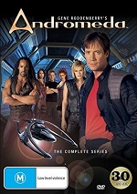 Andromeda - The Complete Series
