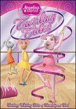 Angelina Ballerina - Twirling Tales