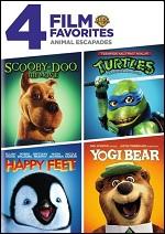 Animal Escapades - 4 Film Favorites