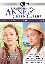 Anne Of Green Gables - Two Movie Collection