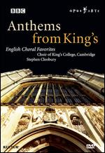 Anthems From King´s - English Choral Favorites