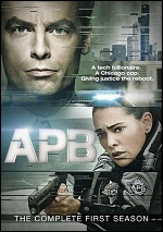 APB - The Complete First Season